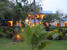 Kaskazi Beach house, Msambweni