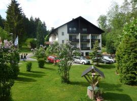Landhaus am Forst - Apartments, Bad Alexandersbad (Wunsiedel yakınında)