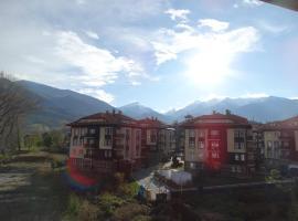 Sapphire residence apartment Bansko, Bansko (in der Nähe von Dobrinishte)