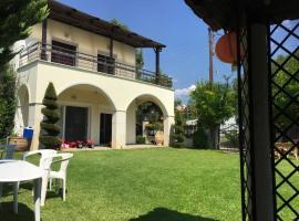 Holiday Home, Каливиа Пoлийирoу (рядом с городом Olynthos)