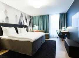 Hotel Sveitsi, Hyvinkää