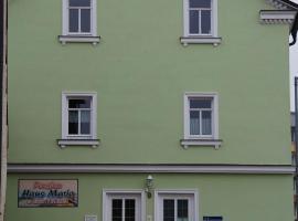 Pension Haus Maria, Mühlhausen (Görmar yakınında)