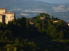 Castello di Fighine, San Casciano dei Bagni
