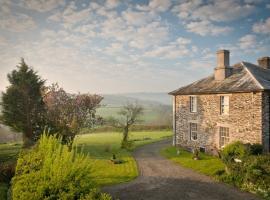 Beera Farmhouse, Milton Abbot