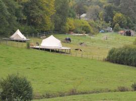 Air de Camping - Chemin de Traverse, Auberive