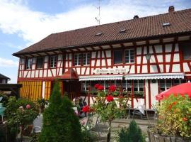 Gasthaus zum Freihof, Sternenberg
