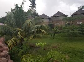 Guest Farm Resort, Nsawam (рядом с городом Midie)