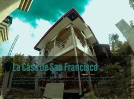 La Casa de San Francisco, San Francisco (Nær Camotes-øyene)