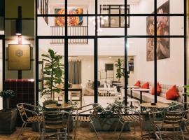 Chamberlain Hostel Bangkok