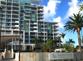 Pelican Waters Two Bedroom Apartment, Caloundra (Pelican Waters yakınında)