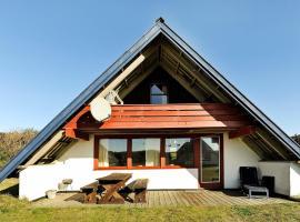 One-Bedroom Holiday home in Lemvig 7, Trans (Nørby yakınında)