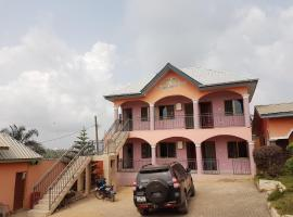 Sampong Hotel, Bebianiha (рядом с городом Bogoso)