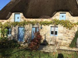 Cosquer Cottage, Pluméliau (рядом с городом Saint-Nicolas)