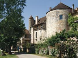 Côté-Serein - Chambres de la Tour Cachée, Noyers-sur-Serein (рядом с городом Sainte-Vertu)