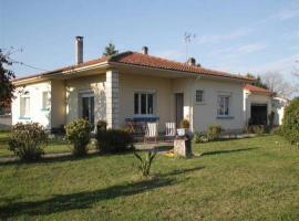 Rental Villa Saint Augustin, La Font (рядом с городом Saint-Augustin)
