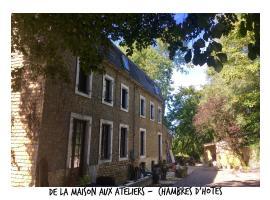 De la Maison aux Ateliers, La Capelle-lès-Boulogne