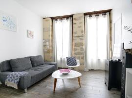 Appartement du Musée, Nogent-sur-Seine (рядом с городом Fontaine-Mâcon)