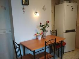 Apartment at Kharkovskaya 20