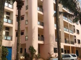 Hibiscus Hotel, Allada (рядом с регионом Abomey)