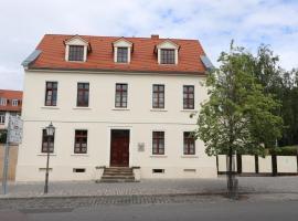 Zimmervermietung Barth, Bernburg (Nienburg yakınında)