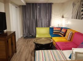 1 Bedroom w/walkout