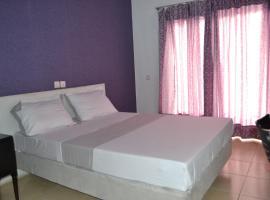 Hotel Residence Berah, Yamoussoukro (Regiooni Bouaké lähedal)