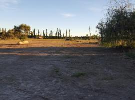 Cabañas del Gallego, San Rafael (Salto de las Rosas yakınında)