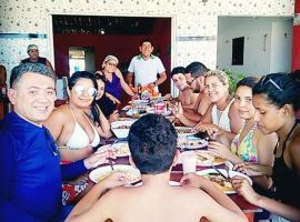 Restaurante e Pousada Paraíso do Mar, Cruz