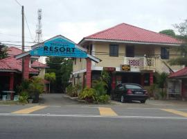 Senangin Resort and Cafe