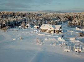 Miekojärvi Resort, Pello