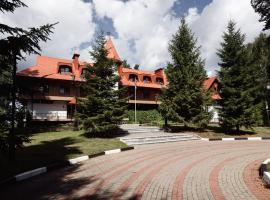 Plavno Hotel Complex, Volovaya Gora (Lepel yakınında)