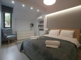 Luxury & Modern Apartment In Kolonaki