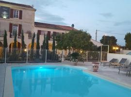Hotel Le Mas Saint Joseph, Saint-Rémy-de-Provence
