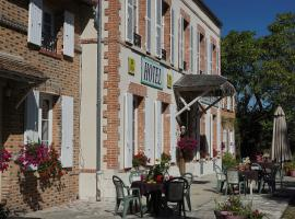Hôtel Restaurant La Sauldraie, Salbris