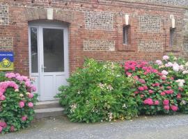 au clos de la beauce, Cléres (рядом с городом Grigneuseville)
