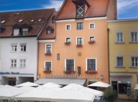 Hotel Gäubodenhof, Straubing (Atting yakınında)