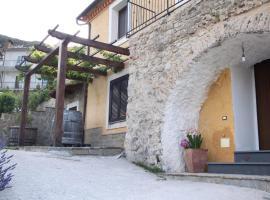 Casa Giardino, Rutino