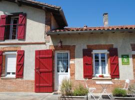 Gîte d'en Pouillac, Saint-Thomas (рядом с городом Poucharramet)
