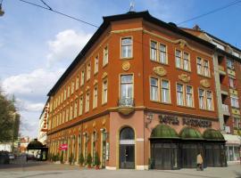 Hotel Pannonia, Miskolc