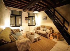 Maison Sablon 4 chambres