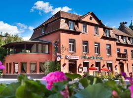 Hotel De Gerardmer, Soultzeren