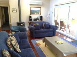 Corella Cottage Halls Gap