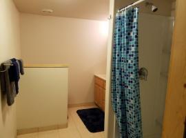 Crescent lake room rental, Odell Lake
