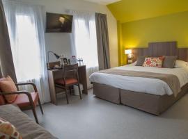 Hotel The Originals Amboise Chaptal (ex Inter-Hotel)