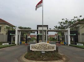 Kota Baru Parahyangan, Gantungan (рядом с городом Padalarang)