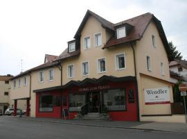Wendlers Ferienwohnungen, Schwaig bei Nürnberg (Röthenbach an der Pegnitz yakınında)