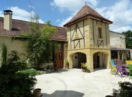 Domaine Au Marchay, Nojals-et-Clottes (рядом с городом Faurilles)