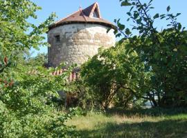 Moulin aux chevaux, Bazian