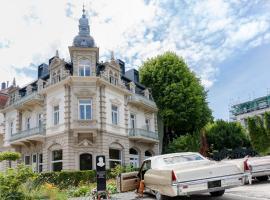 Hotel Villa Grunewald, Бад-Наухайм