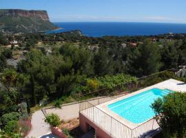 Amazing vistas and private pool